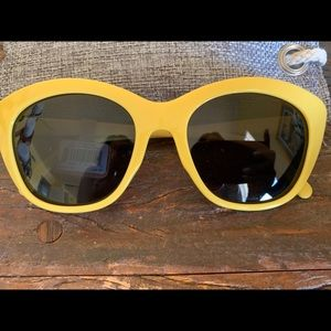 Yellow Sunski polarized glasses
